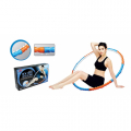МАССАЖНЫЙ ОБРУЧ NEW BODY HEALTH HOOP 1,1 кг